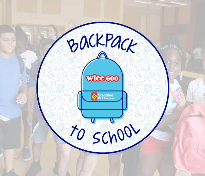 WICC600 Standard Oil & Propane Backpack to School