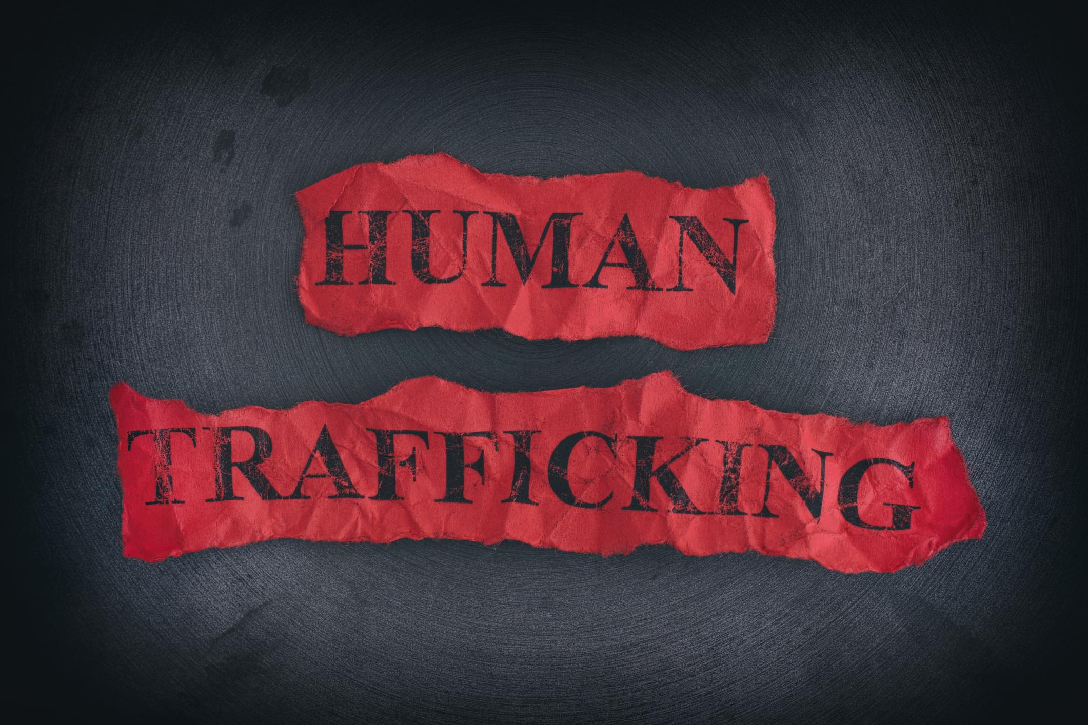 Melissa in the Morning: Human Trafficking