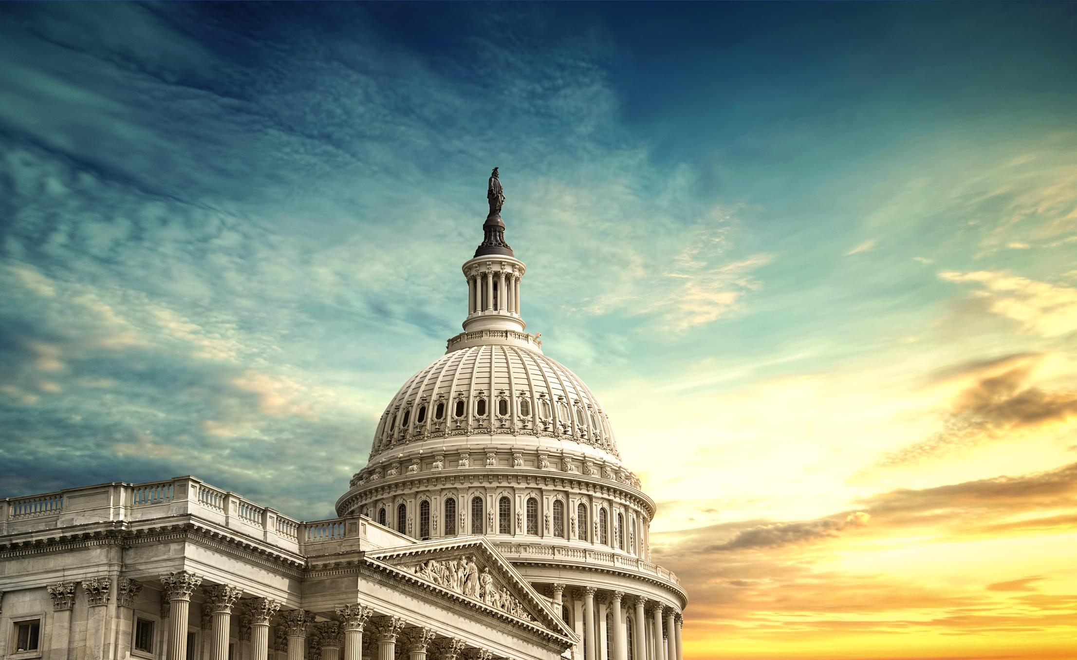 US capitol map washington dc