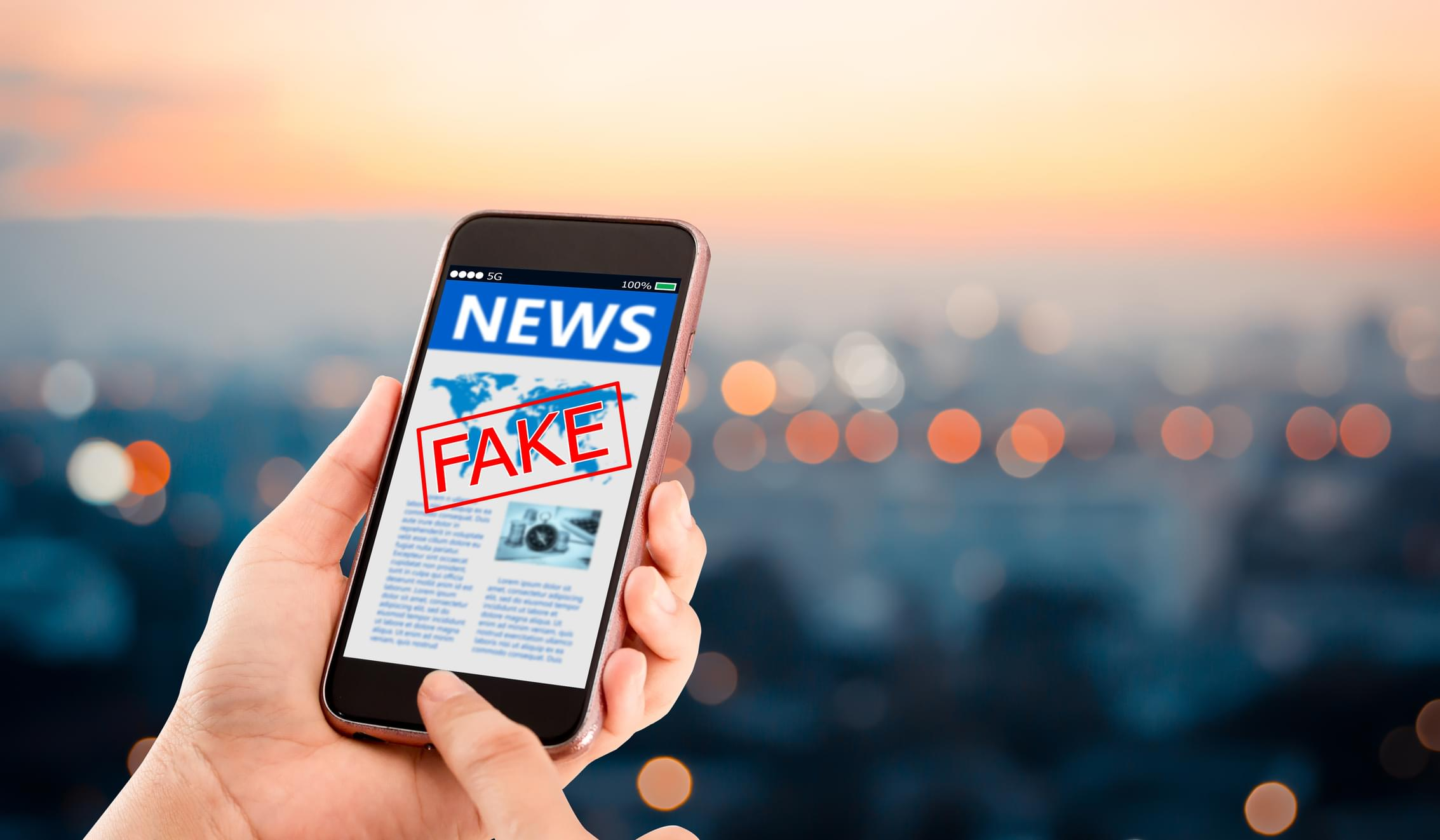 Melissa in the Morning: Fake vs. Real News