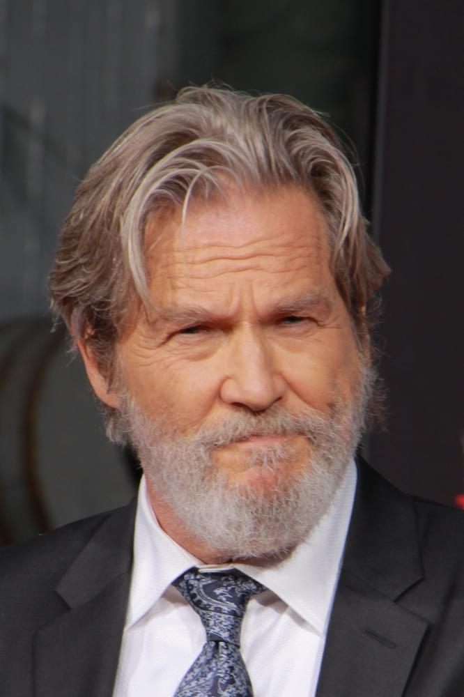 Jeff Bridges Hand and Footprint Ceremony