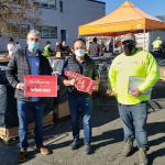 Photos: WICC at The Household Hazardous Waste Collection Day