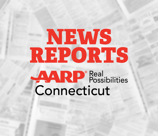 News Reports, powered by AARP CT
