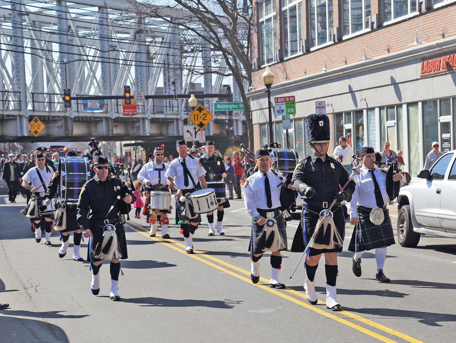 Norwalk St Patrick's Day Parade