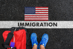 Melissa in the Morning: Control at the Border