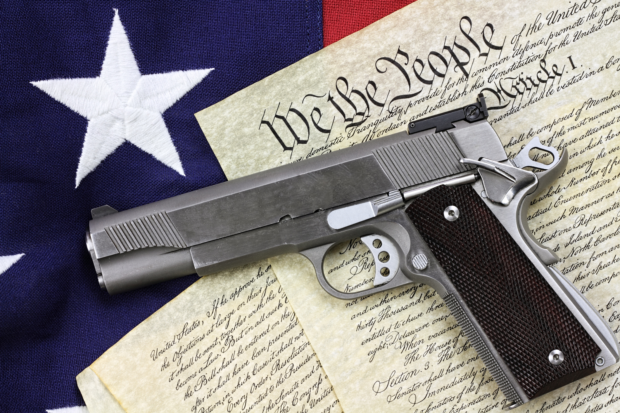 Melissa in the Morning: Let's Talk Gun Laws