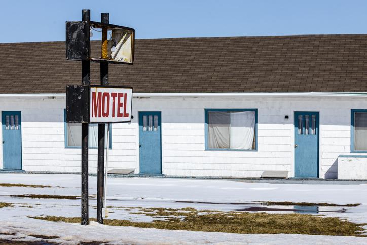 Melissa in the Morning: Crime Ridden Motels
