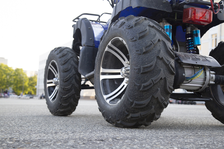 Melissa in the Morning: Obnoxious ATVs