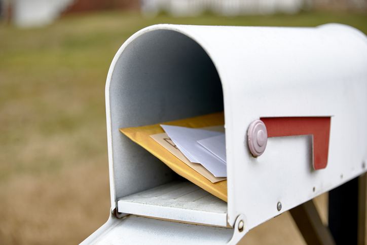 Melissa in the Morning: Mail Troubles