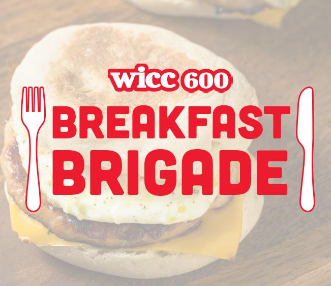WICC600 Breakfast Brigade