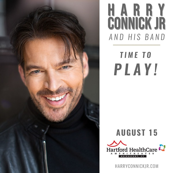 Enter to win: Harry Connick Jr. and his Band
