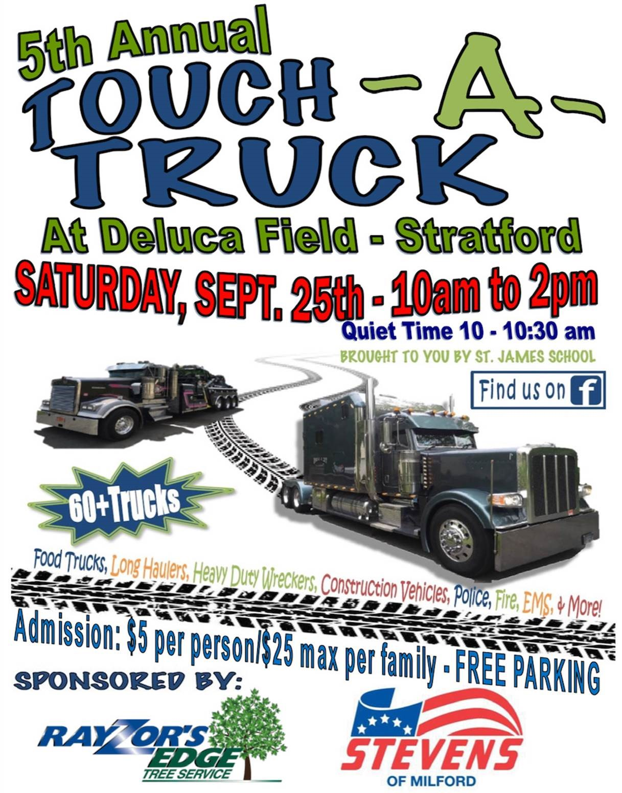 St. James Touch-A-Truck