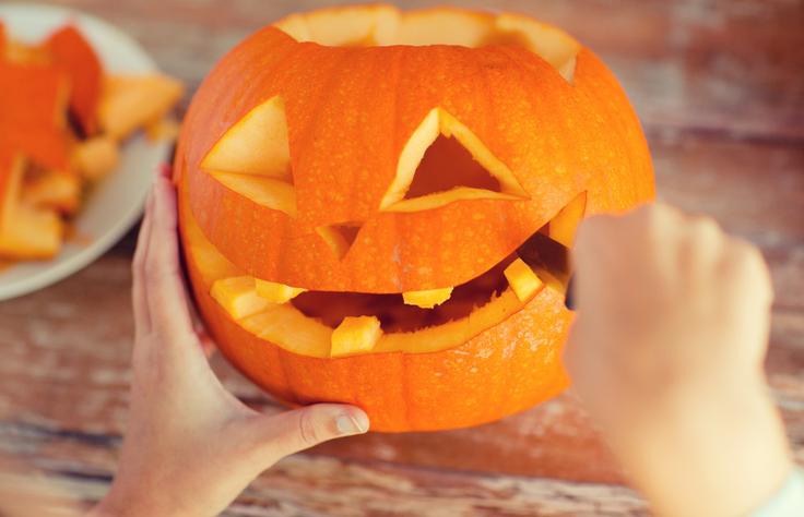 Melissa in the Morning: Pumpkin Carving Guru