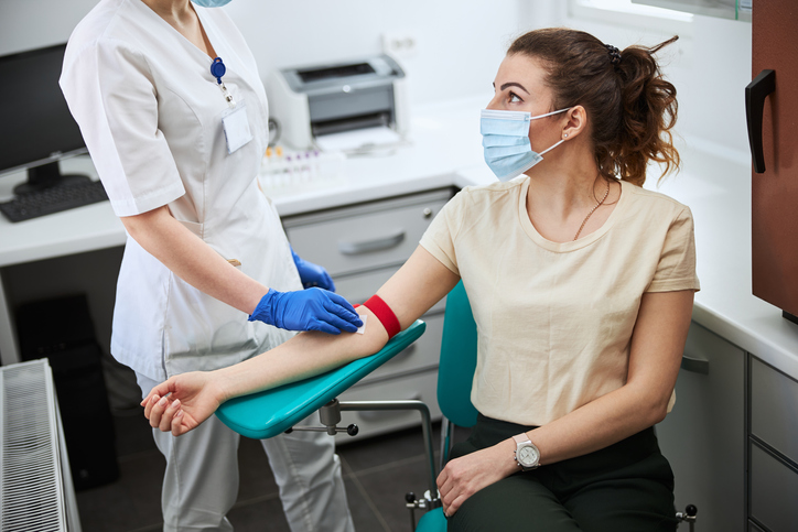 Melissa in the Morning: Extreme Drop in Blood Donations