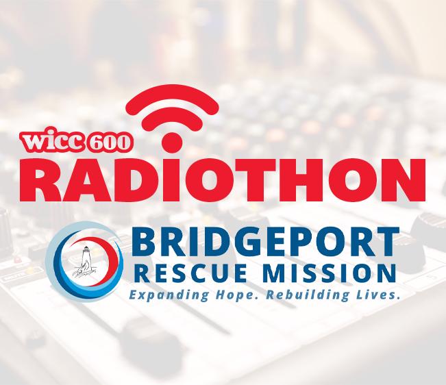WICC600 Bridgeport Rescue Mission Radiothon