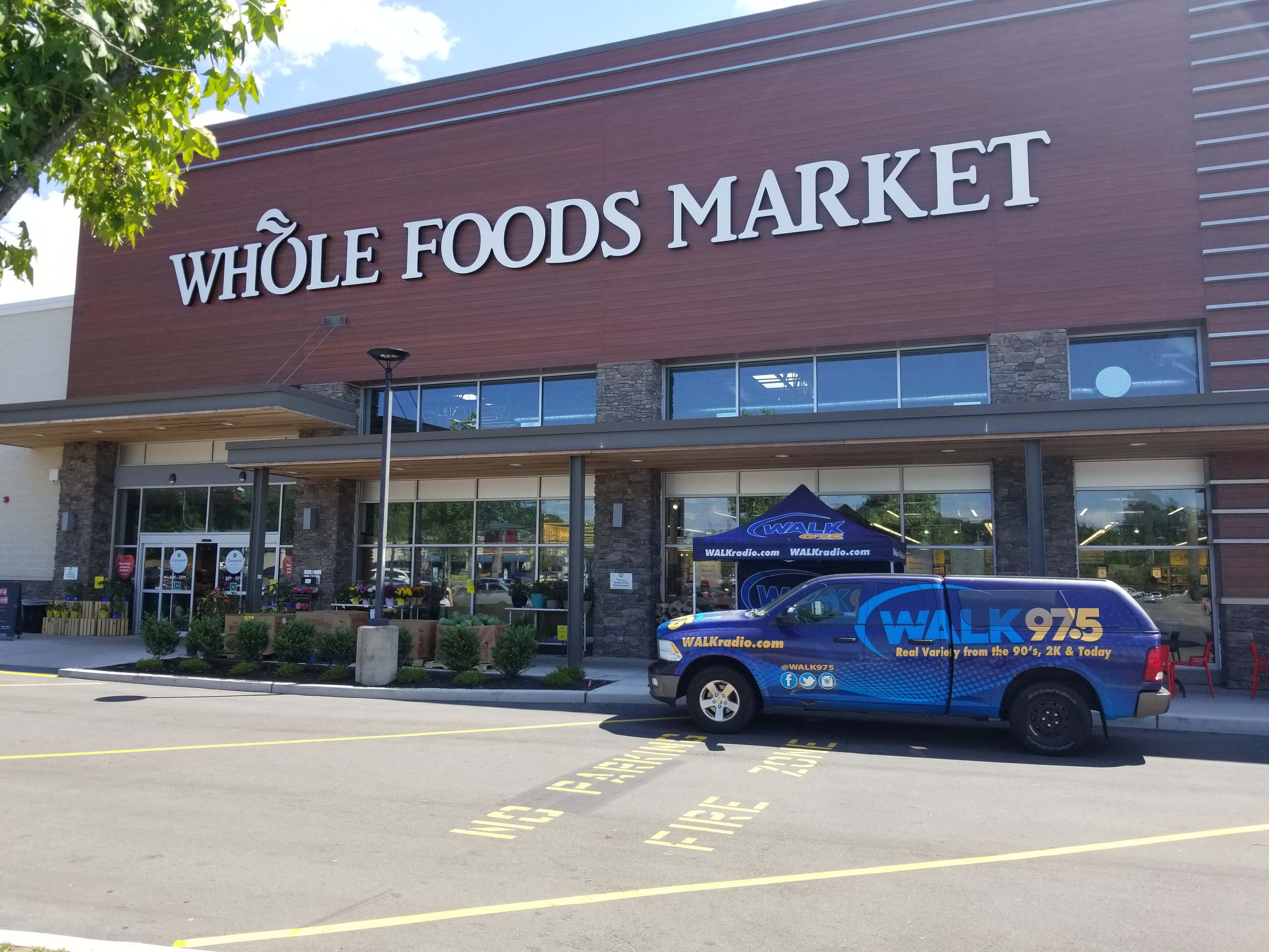 Tommy Conway @ Whole Foods