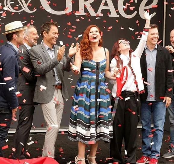 Will And Grace And….