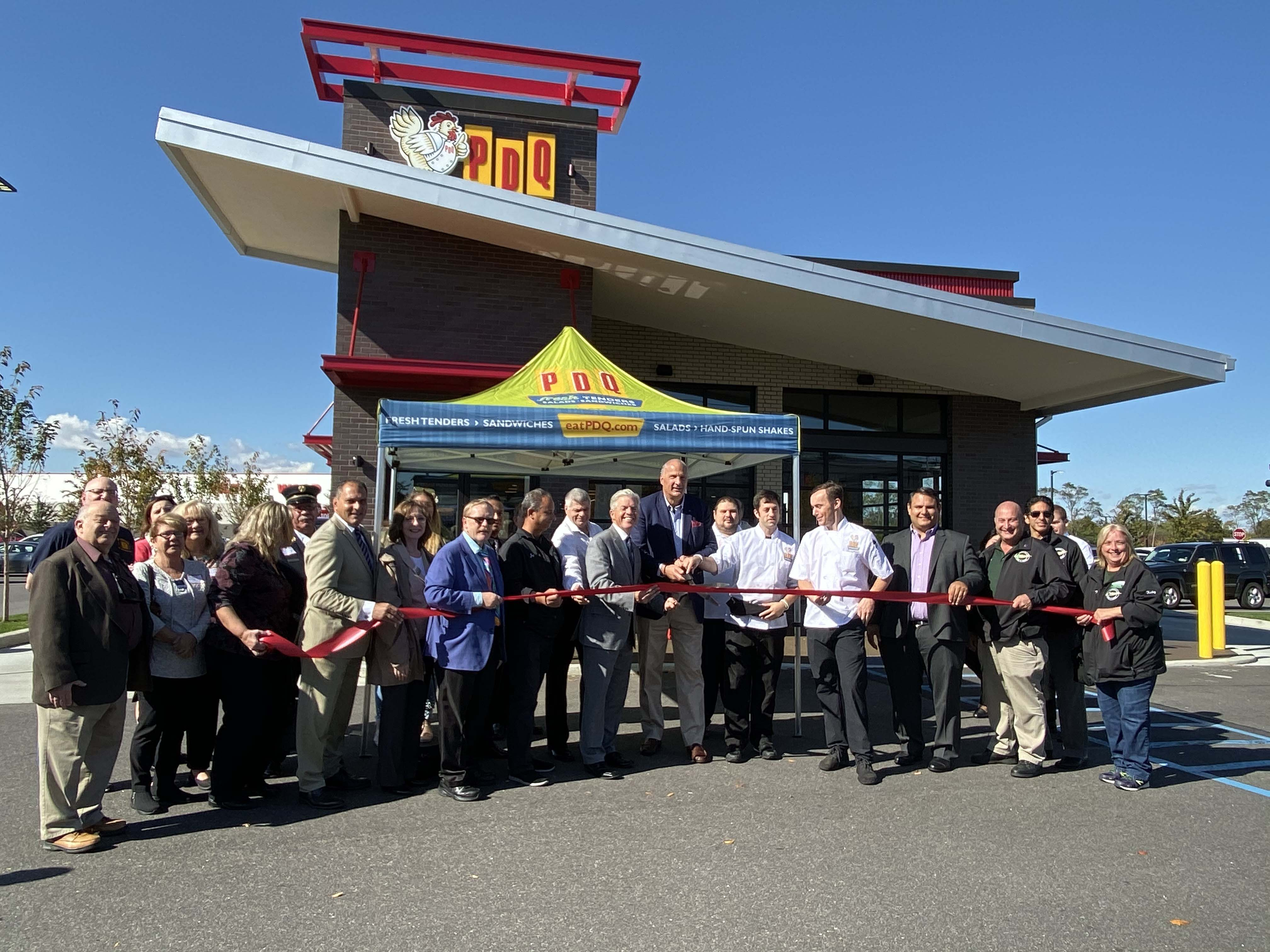 PDQ Grand Opening