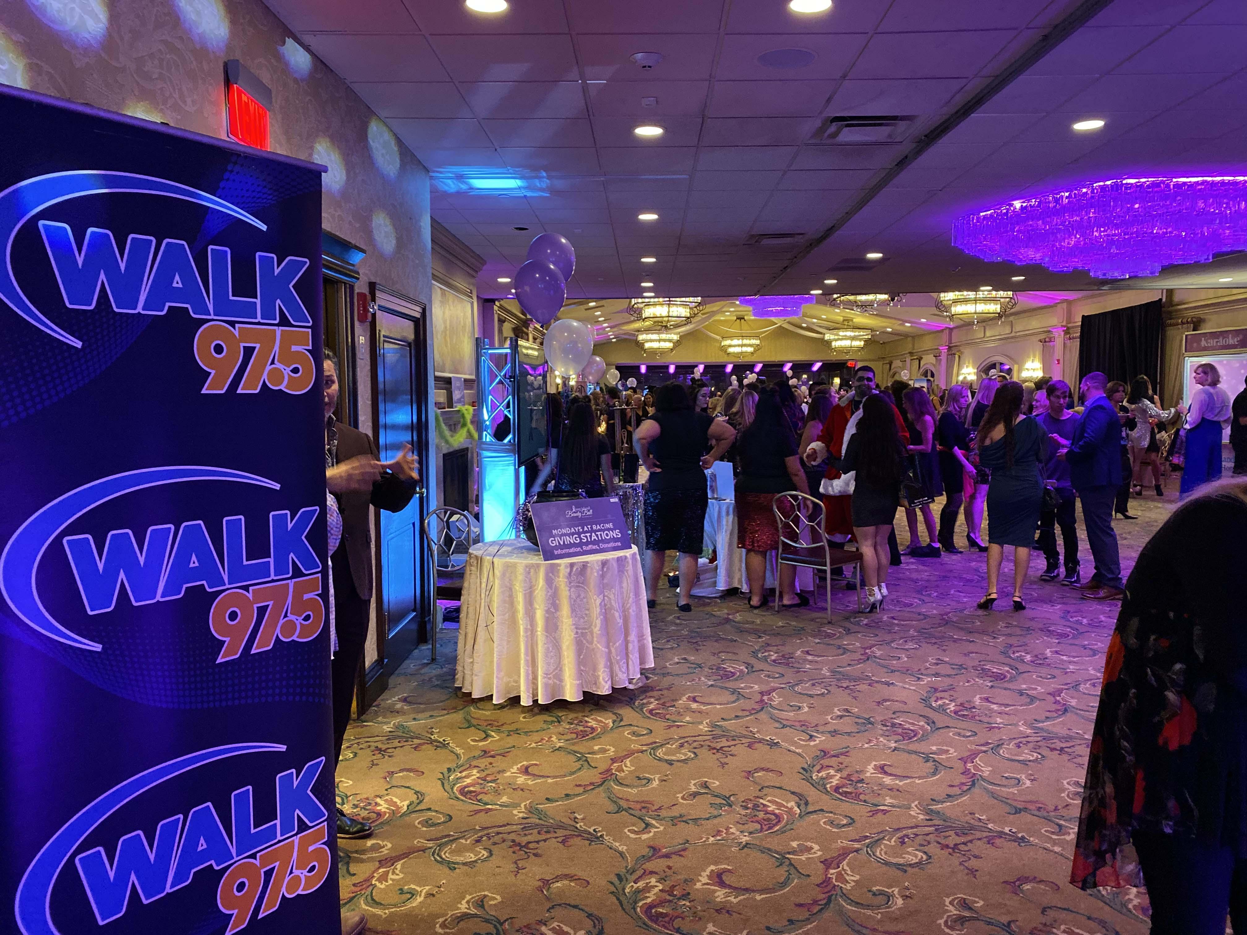 AME at Racine's The Long Island Beauty Ball