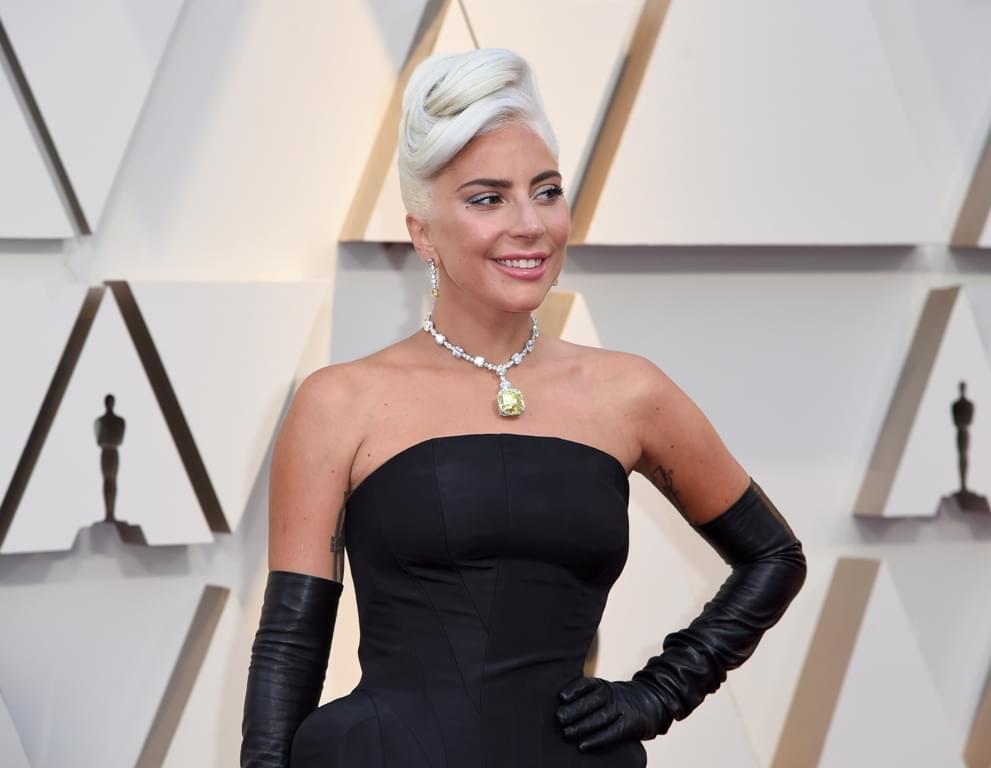 Oprah Interviews Gaga