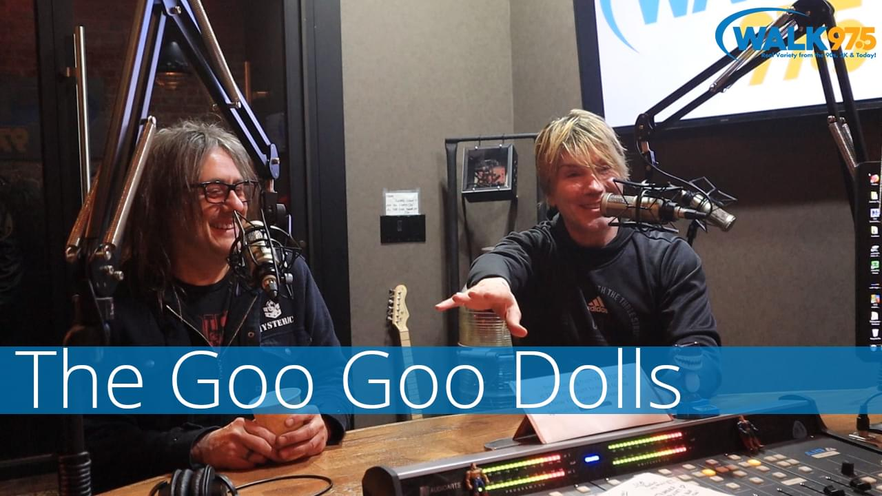 What are the Goo Goo Dolls doing for the holidays?!