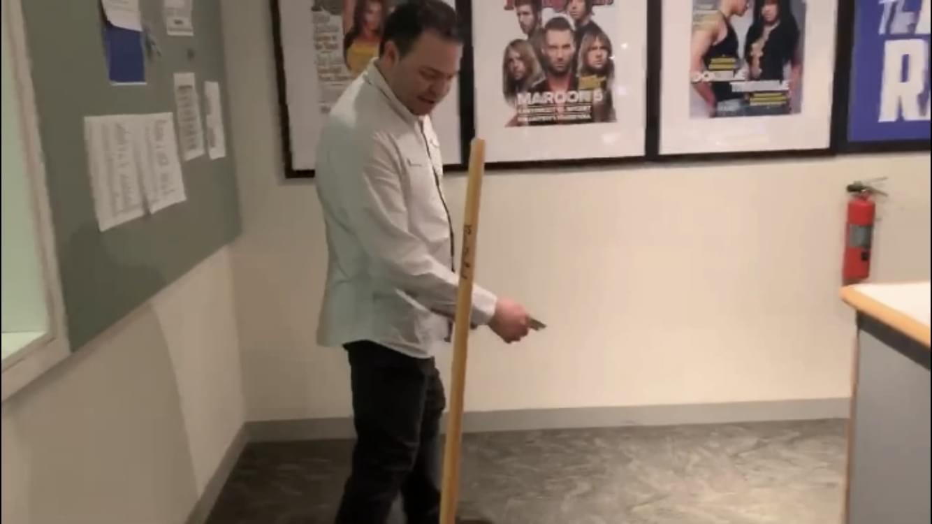 Broom Challenge Picture