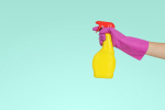 Cleaning, Sanitizing, and Disinfecting