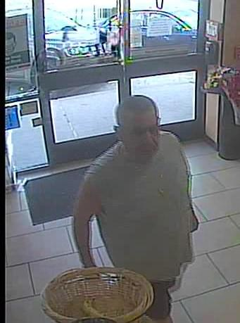 Unmasked man assaults 7-11 employee and steals coffee