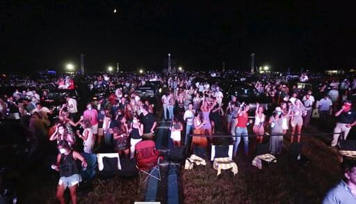 Governor says East End concert broke Covid-19 rules
