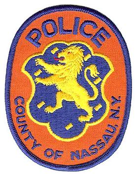 Nassau Police Patch