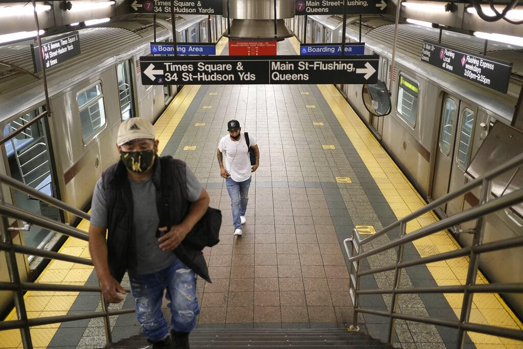 MTA says they need $12 billion dollars in federal funding