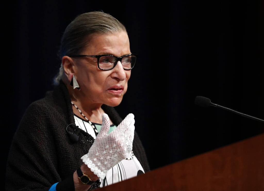 NYC to name Brooklyn civic building after Justice Ginsburg