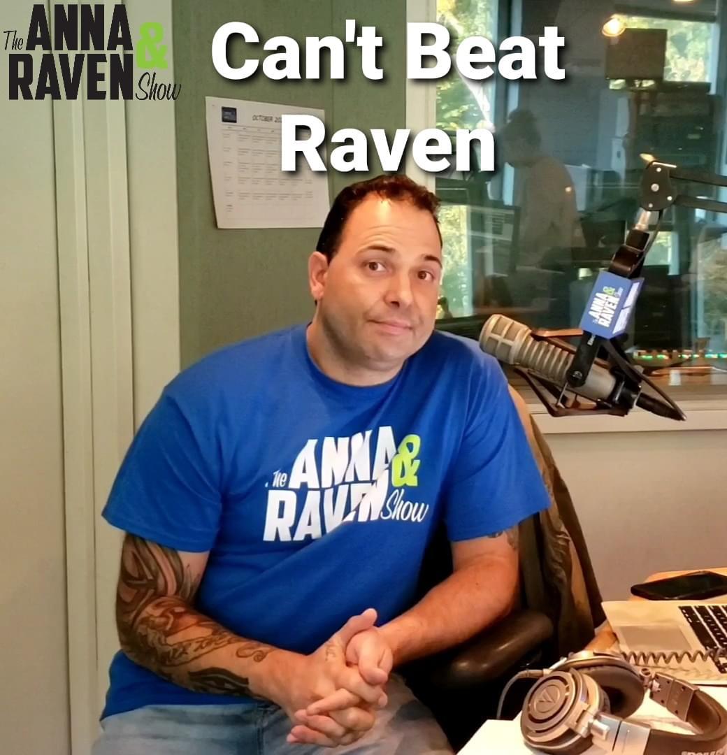 Anne VS Raven