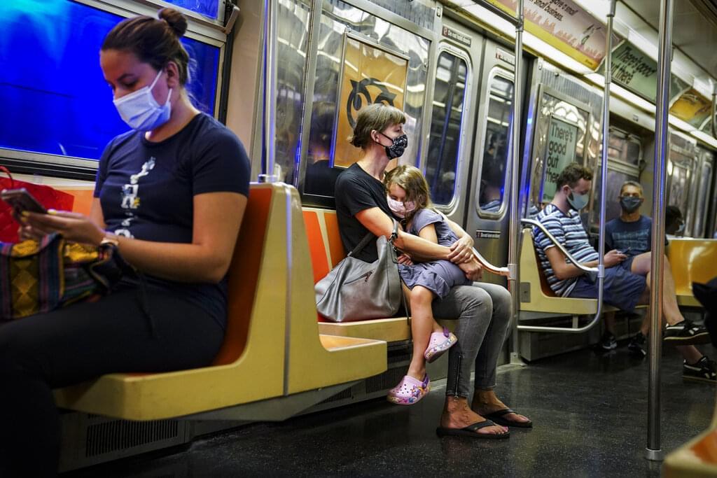 Virus Outbreak MTA Finances