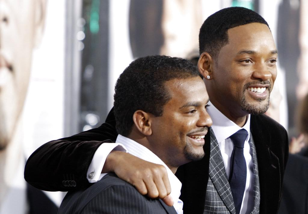 Will Smith Reunites Iconic Cast