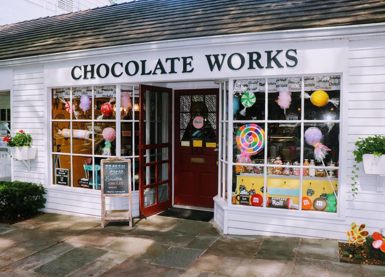 Anna's Wish List – Chocolate Works