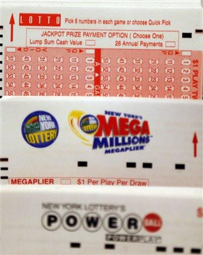 No winners in Powerball or Mega Millions
