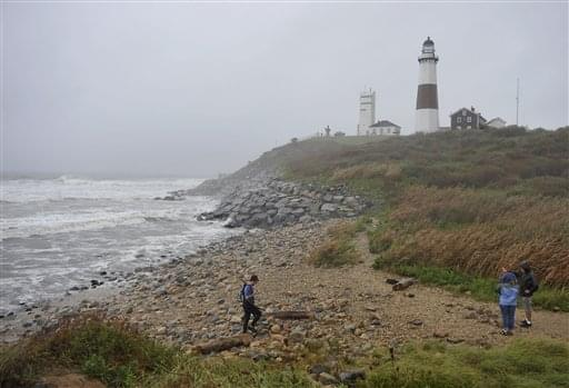 Montauk Lighthouse makeover