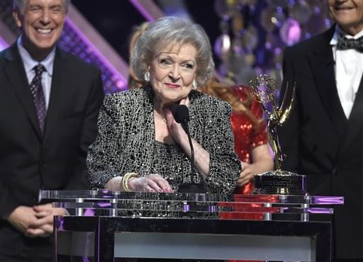 Betty White Is Turning 99!
