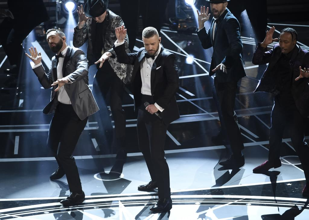 Justin Timberlake: Pop Star and Dad of Two