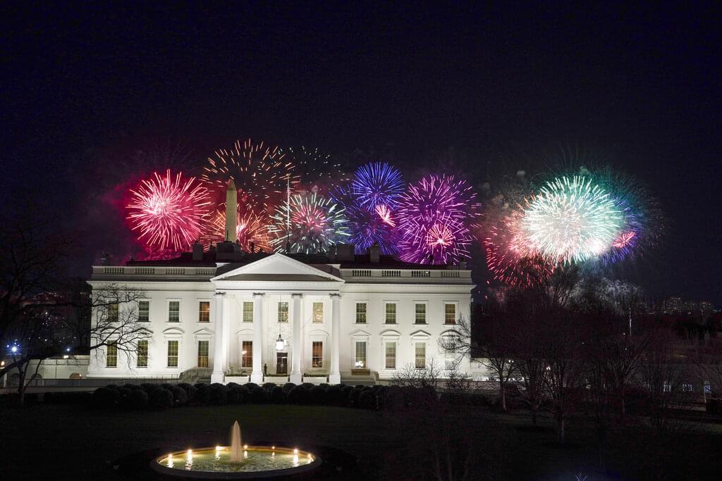 Star-studded inauguration