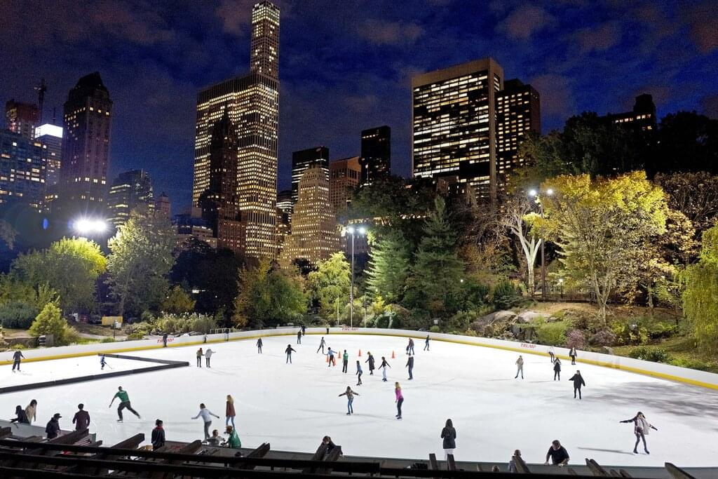Central Park ice rinks to remain open