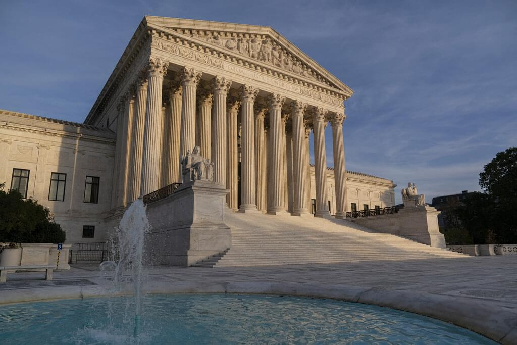 Supreme Court denies Trump's request to shield taxes