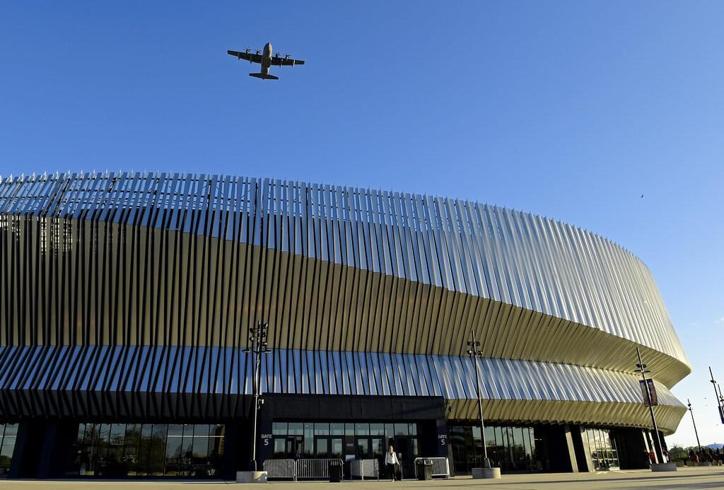 Nassau Coliseum will become a COVID-19 vaccination site