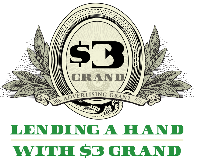 Lending A Hand With $3 Grand