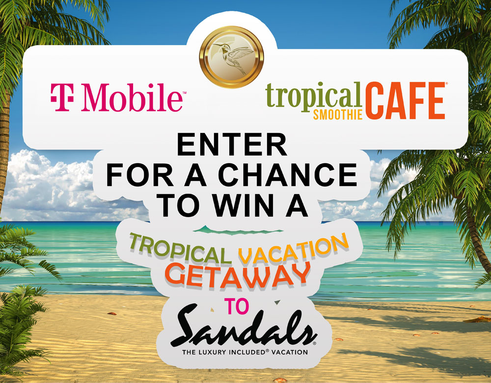 Tropical Vacation Getaway