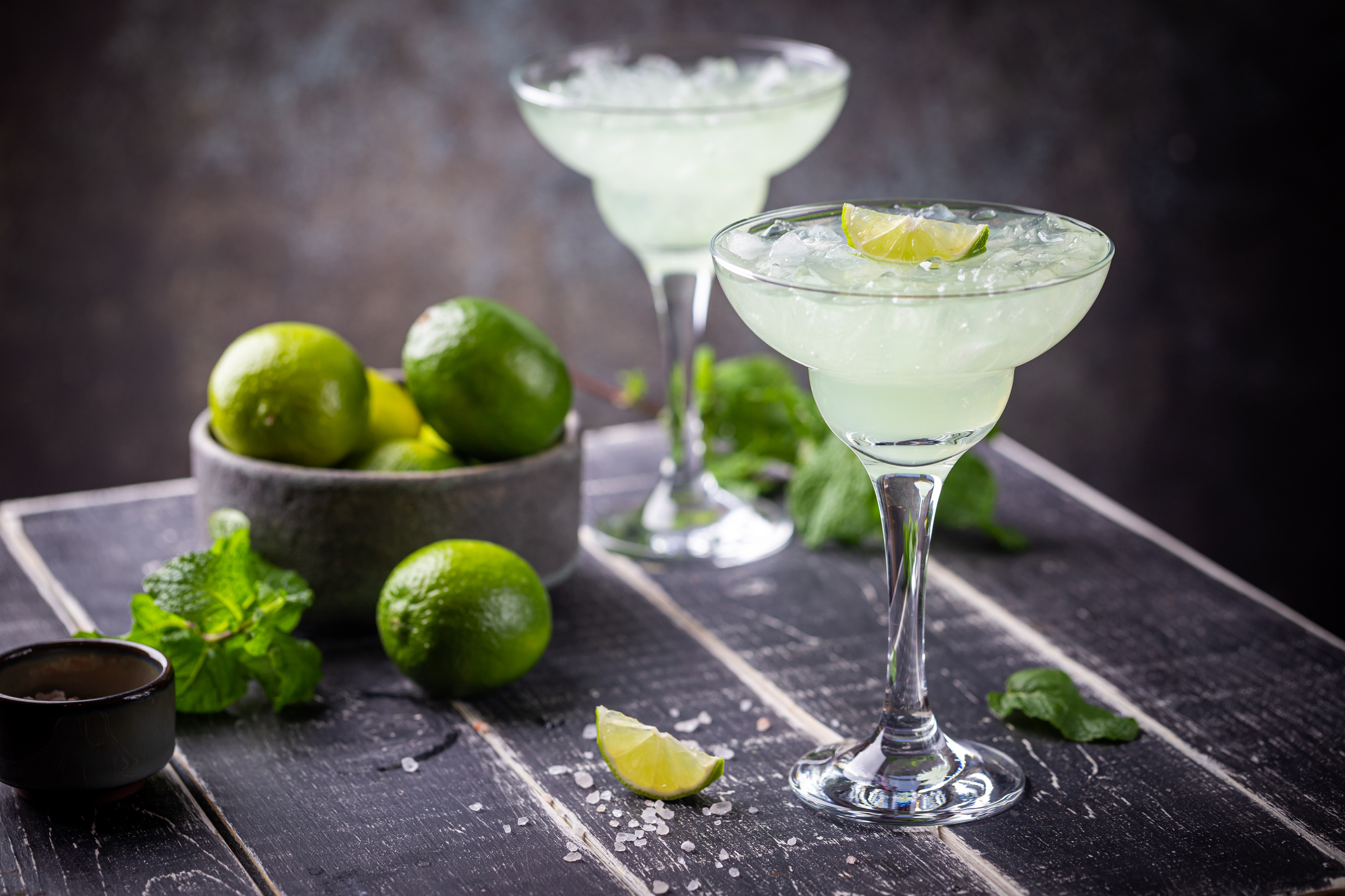 Chef Plum From The Food Network Teaches You How To Make The Perfect Margarita!