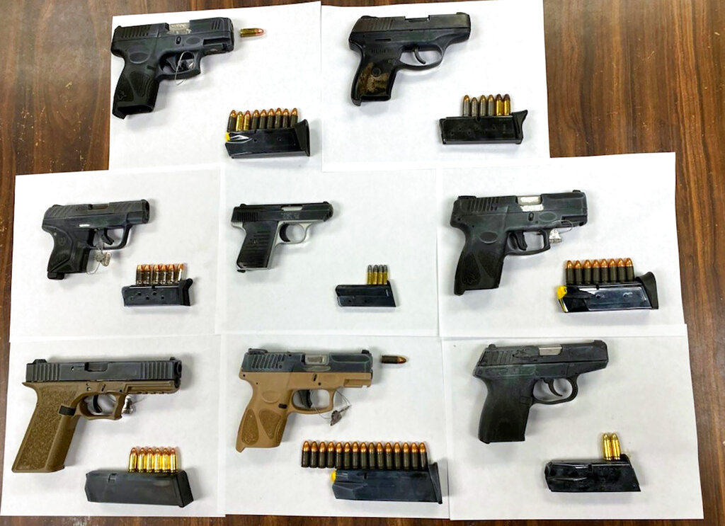 NY could try to sue gun manufacturers under bill