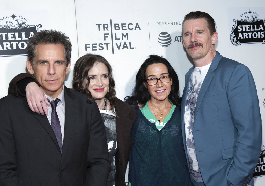 Curtain rises on the Tribeca Festival, and on New York, too