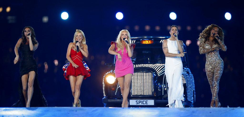 Britain Spice Girls